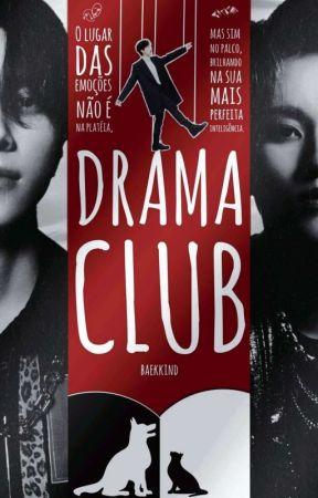 Drama Club by baekkind