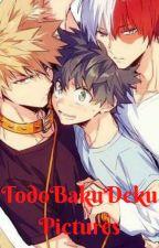 TodoBakuDeku Pictures by Purple_Dandelion