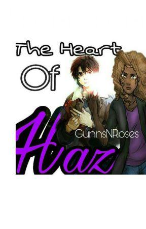 The Heart Of Hazel // Percy Jackson Fanfix Book 1 by GunnsNRoses