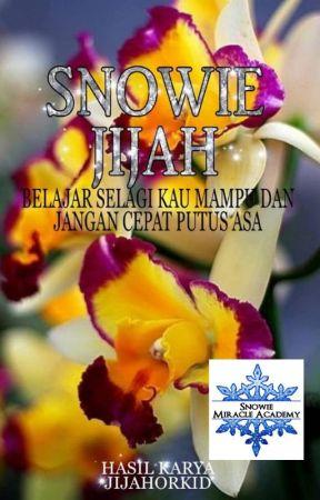 Snowie Jijah by jijahorkid