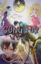 Song For Two (Athanasia × Lucas) by cloudybel_