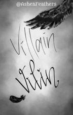 Villain Vilin | Six of Crows OC x Kaz Brekker by AshenFeathers