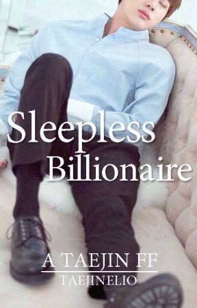 Sleepless Billionaire | Taejin by taejinelio