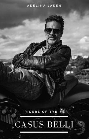 Casus Belli (Riders of Tyr #8 - MC Romance) by AdelinaJaden
