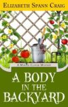 A Body in the Backyard: A Myrtle Clover Mystery #4 cover