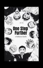 one step further // haikyuu x OC by tendousfruitsnacks