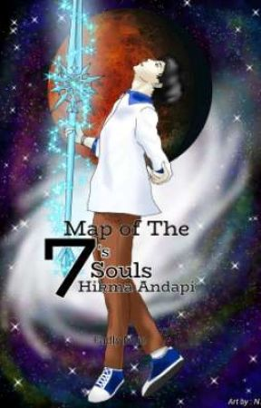 Map of the 7's souls : Hikma Andapi by Fadlymoe