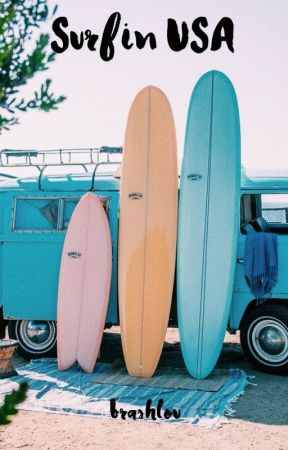 Surfin' USA by brashlou