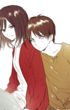 AOT Eren & Mikasa. I've lost you forever. (Editing) by ModoriRosemary