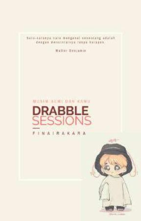 Drabble FF   Musim Semi dan Kamu by Finairakara