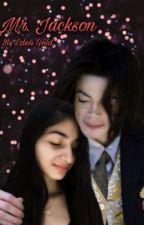 Mr. Jackson by edengoldmj