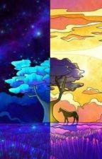 A runaway adventure by Starmoney17