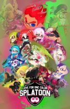 Love for One Color | A Splatoon Harem by Setset19GM