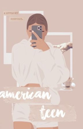 american teen ❁ by crocsnsocksss