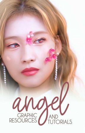ANGEL★Graphic Resources & Tutorials   by Amochichi