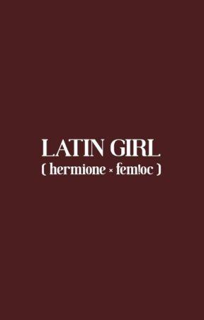 Latin Girl   ✅ by -SORGALIM