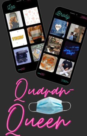 Quaran-Queen ♕♔ by eggwith_legg