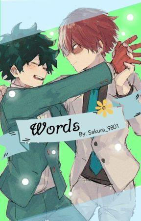 Words [Tododeku Week 2020] by Sakura_9801