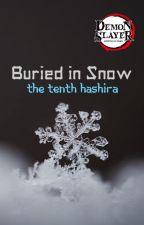 Buried in Snow (Demon Slayer X OC) by Hirai_Shiori