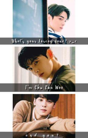 What's Your Korean Name? 🇰🇷 by haneunkyunggg