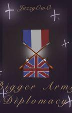 Bigger Army Diplomacy by JazzyOwo