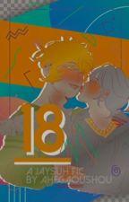 18, jaysuh by ahegaoshou