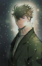 Even the stars fall in love    Oikawa Tooru x reader by sarushi_art