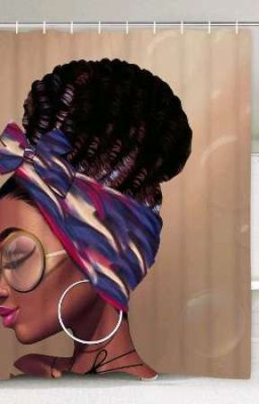The African mentally  by BloggerTMA