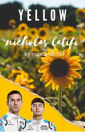 YELLOW | NICHOLAS LATIFI by maxlando334