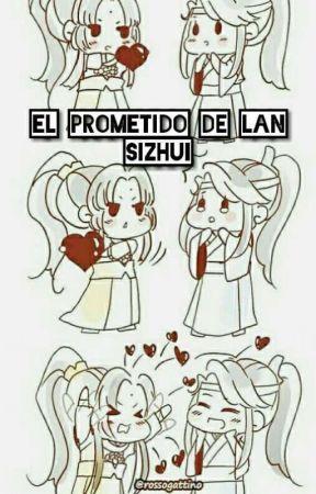 El prometido de Lan Sizhui by Dramatic_Lotus