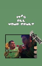 """""""it's all your fault"""" [Narrator x Eddie] by painfulclouds"""