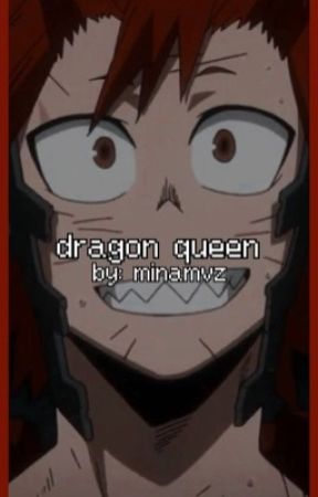 dragon queen (a kirishima x female!bisexual!reader by minamvz