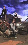 Dawn of Apollo - A Got7 Sci-fi/Action Fancfic cover