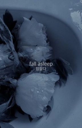 fall asleep ; k.sj by velvetaes