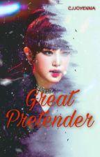 GREAT PRETENDER   YULYEN IZ*ONE by cjjoyyena