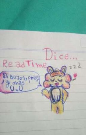 ReadTime Dice... by ReadTime_Bear_uwu