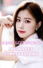 Hyewon Incorrect Conversations by HyeNikz