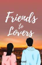 Friends to Lovers by wearyyama
