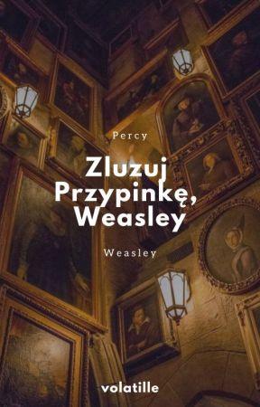 Zluzuj Przypinkę, Weasley ▶ Percy Weasley by volatille