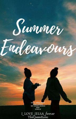 Summer Endeavors  by I_LOVE_JELSA_forever