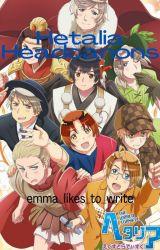 Hetalia Headcanons by emma_likes_to_write