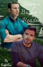 Steve + Bucky + Reader (NSFW) by FanficsFun