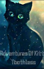 Adventures of kitty toothless by Kittysapphire2007