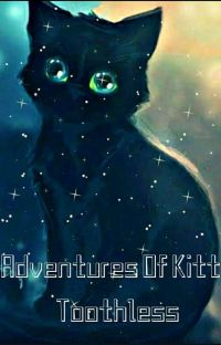 Adventures of kitty toothless cover