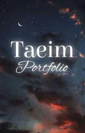 TAEIM PORTFOLIO by Taeim_