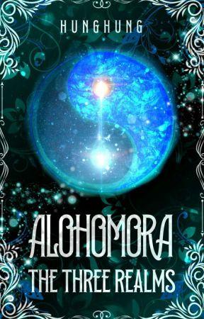 Alohomora : The Three Realms (End) by DellaNopyta