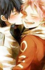 Just you and me 💋 Gratsu Natsu x Gray Omegaverse Yaoi  by Sokanii
