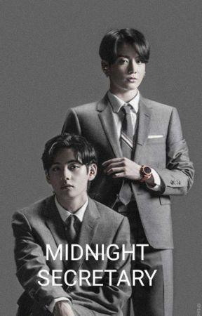 Midnight secretary ||taekook by lattevkoo
