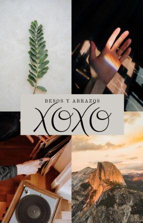 Besos y Abrazos - XOXO © by Salamy-20