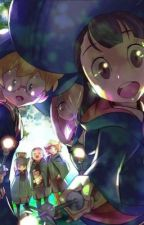 Hexed 2.0  ~{Little Witch Academia x Male Reader}~ by Blade500